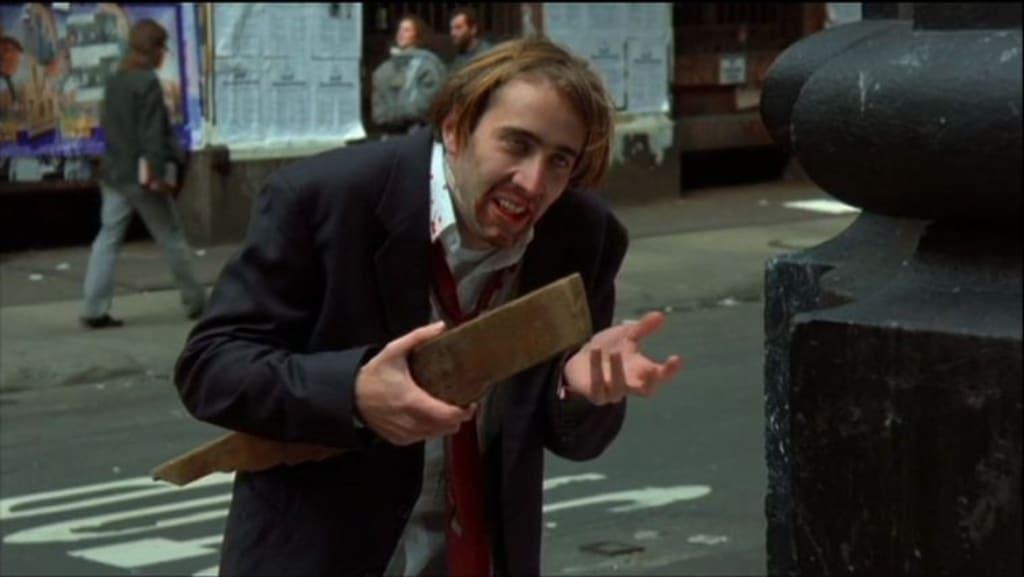 30 Years of Nicolas Cage Memes in 'Vampire's Kiss'