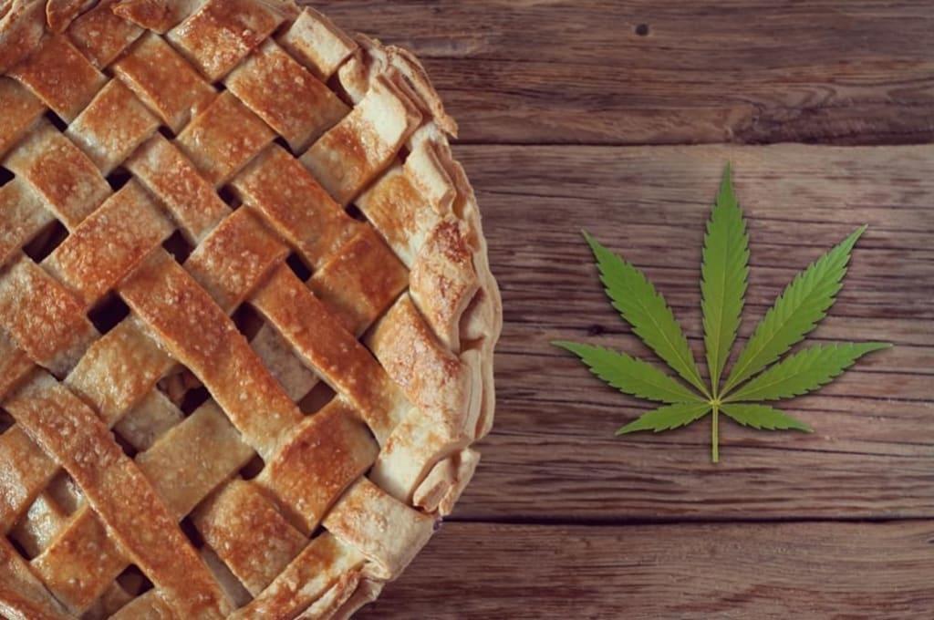 How To Make Marijuana Infused Apple Pie