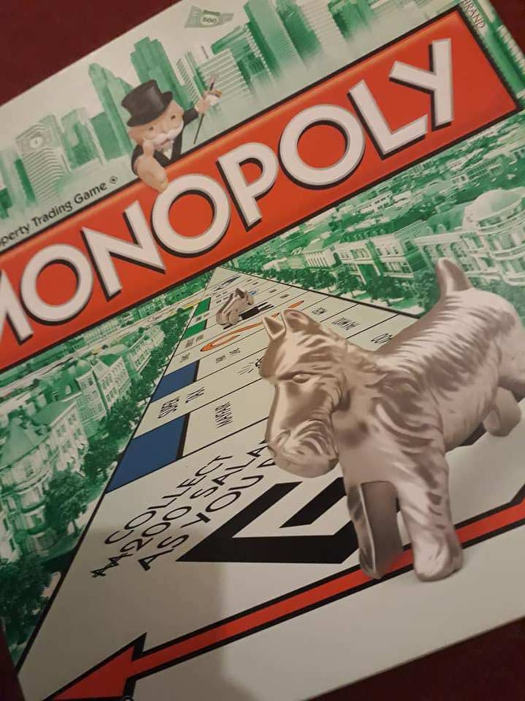 Do You Know the Rules of Monopoly?