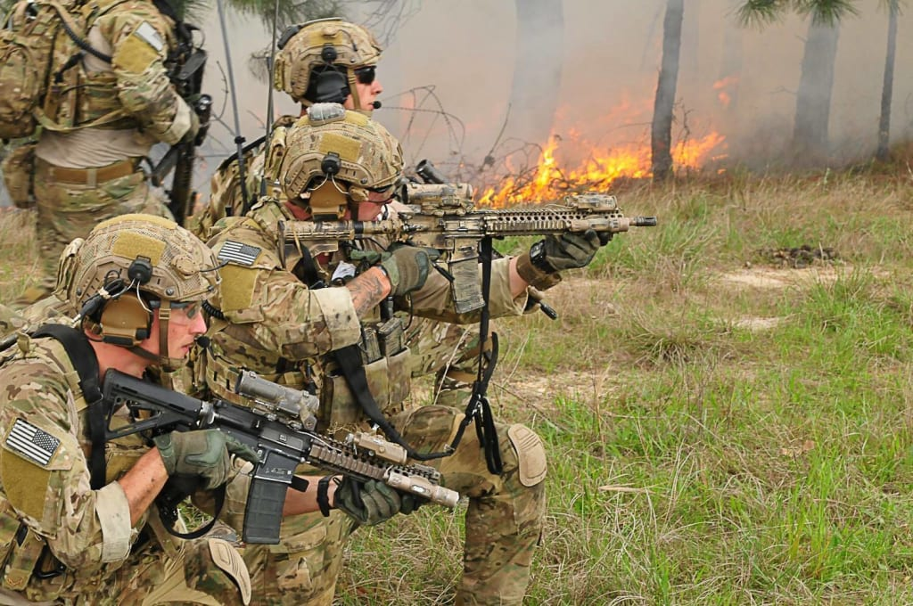 What Are Army Rangers?