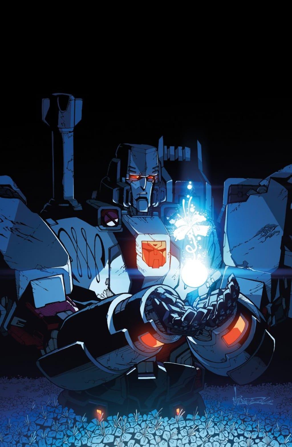Autobot Megatron: Redefining a Villain