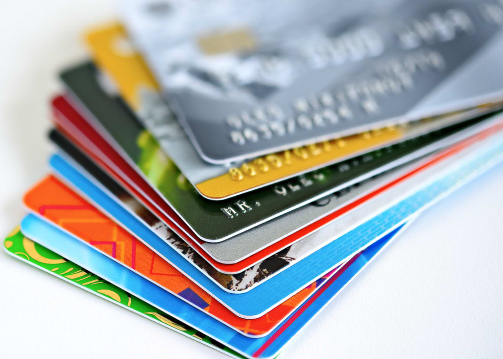Credit Cards Aren't so Scary