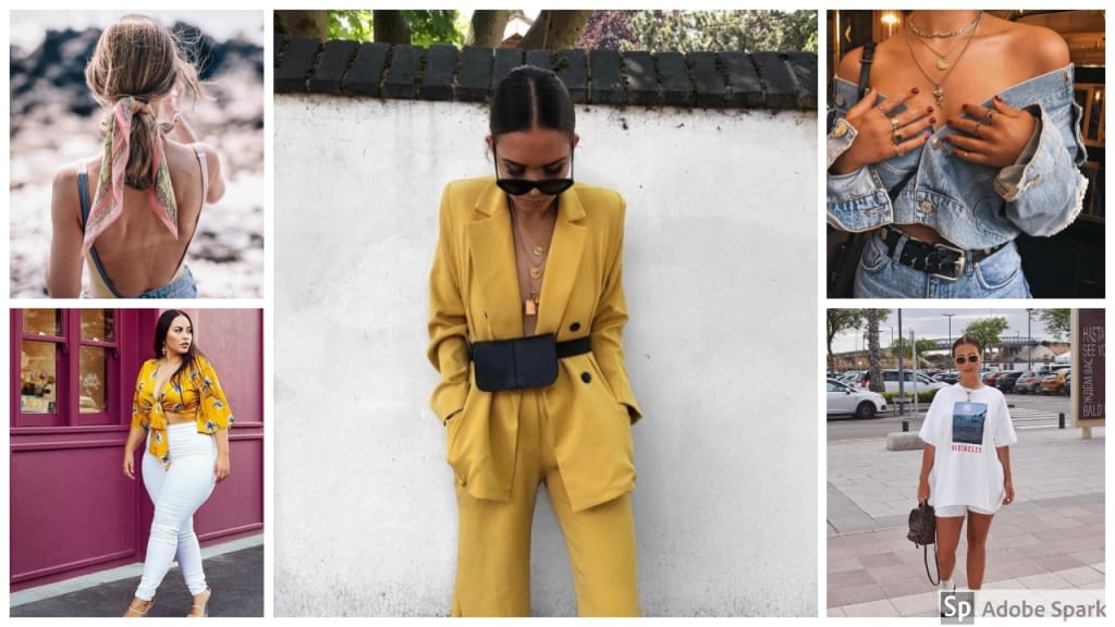 10 Fashion Trends You Have to Try This Summer!