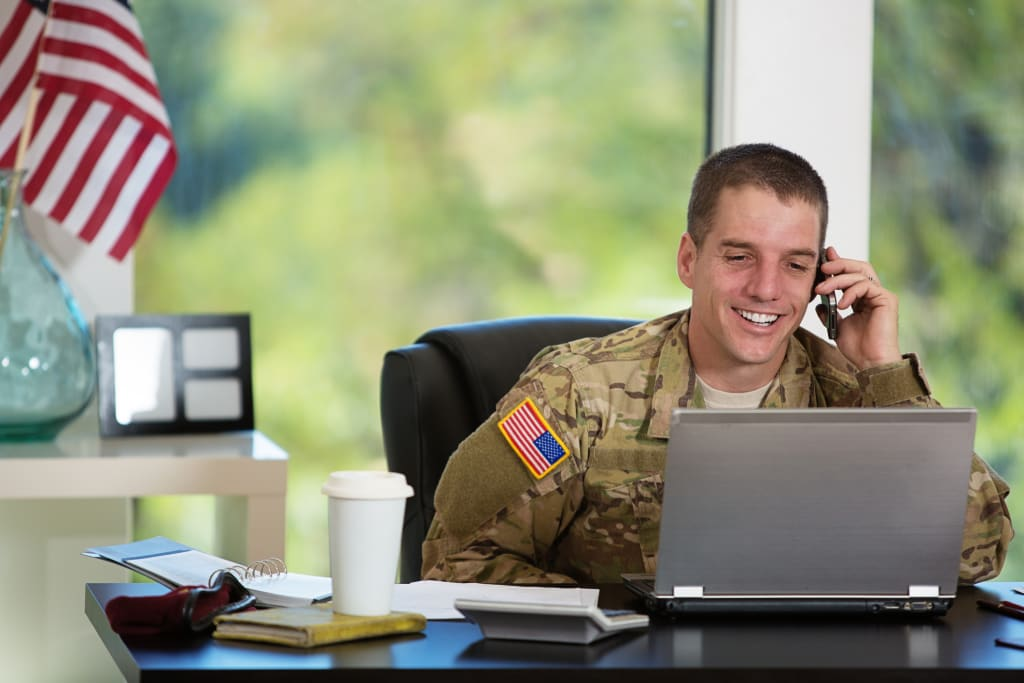 Online Jobs for Disabled Veterans in 2018
