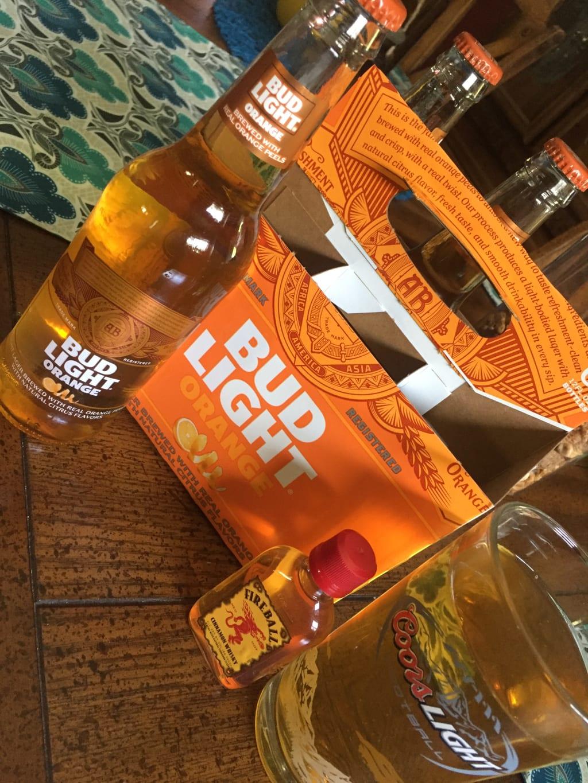 Bud Light Orange - Just in Time for Summer