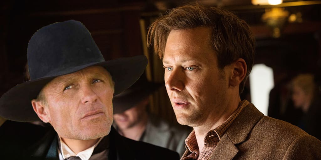 Back To Black: Continuing The William Is The Man In Black Theory From Westworld!