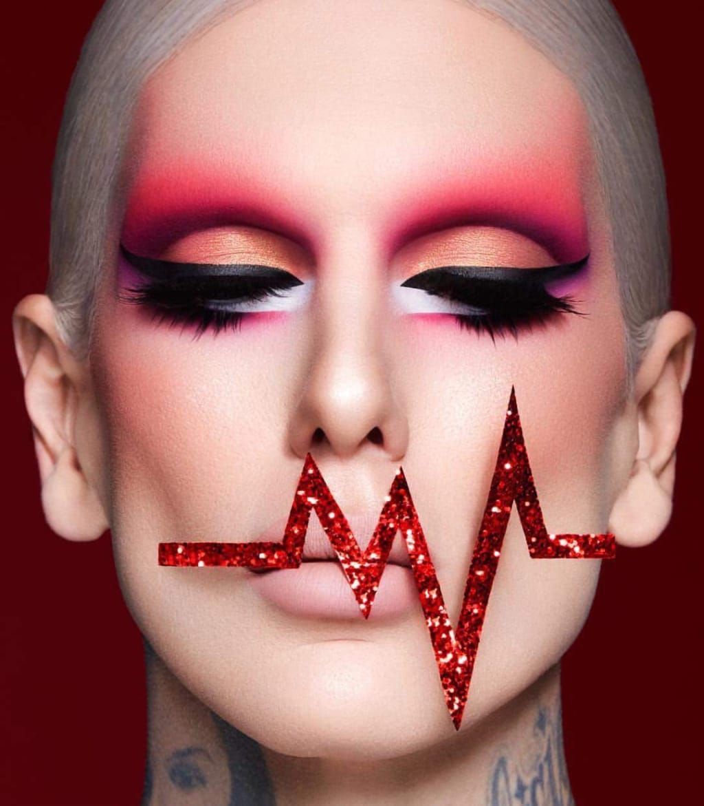 How Jeffree Star Helped Me Through Postpartum Depression