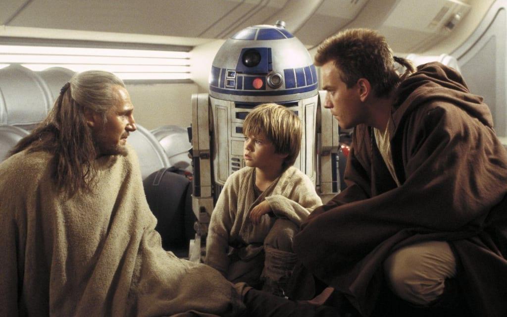 'Star Trek' and 'Star Wars' Time Travel