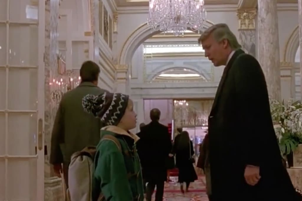Why Exactly Did Trump Have a Cameo in 'Home Alone 2'?