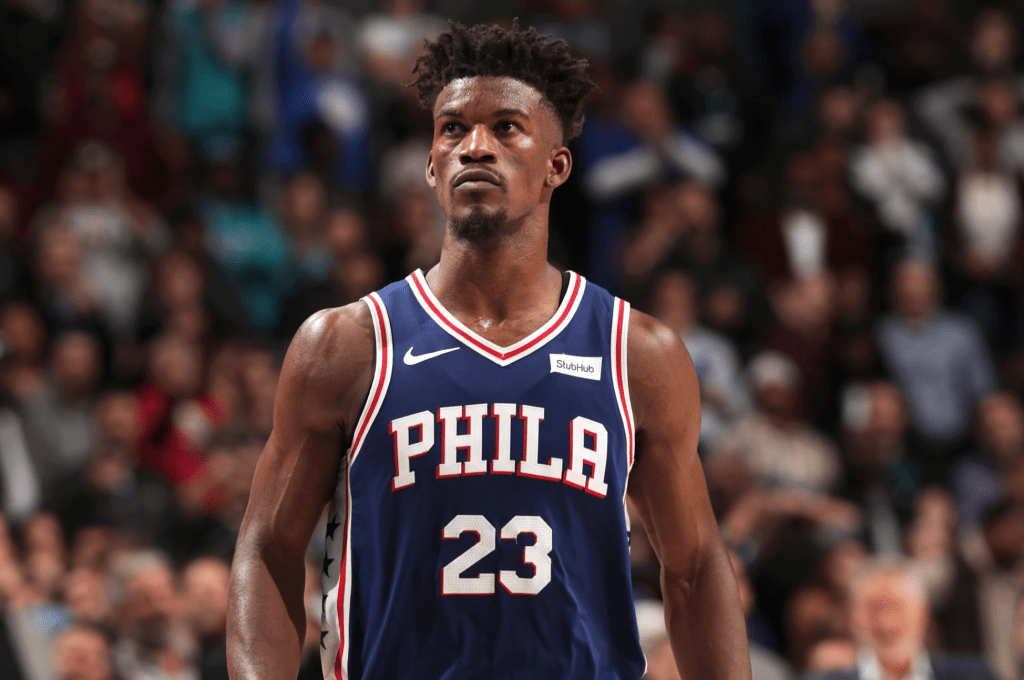 NBA: The Rockets Are 'Aggressively Pursuing' Jimmy Butler