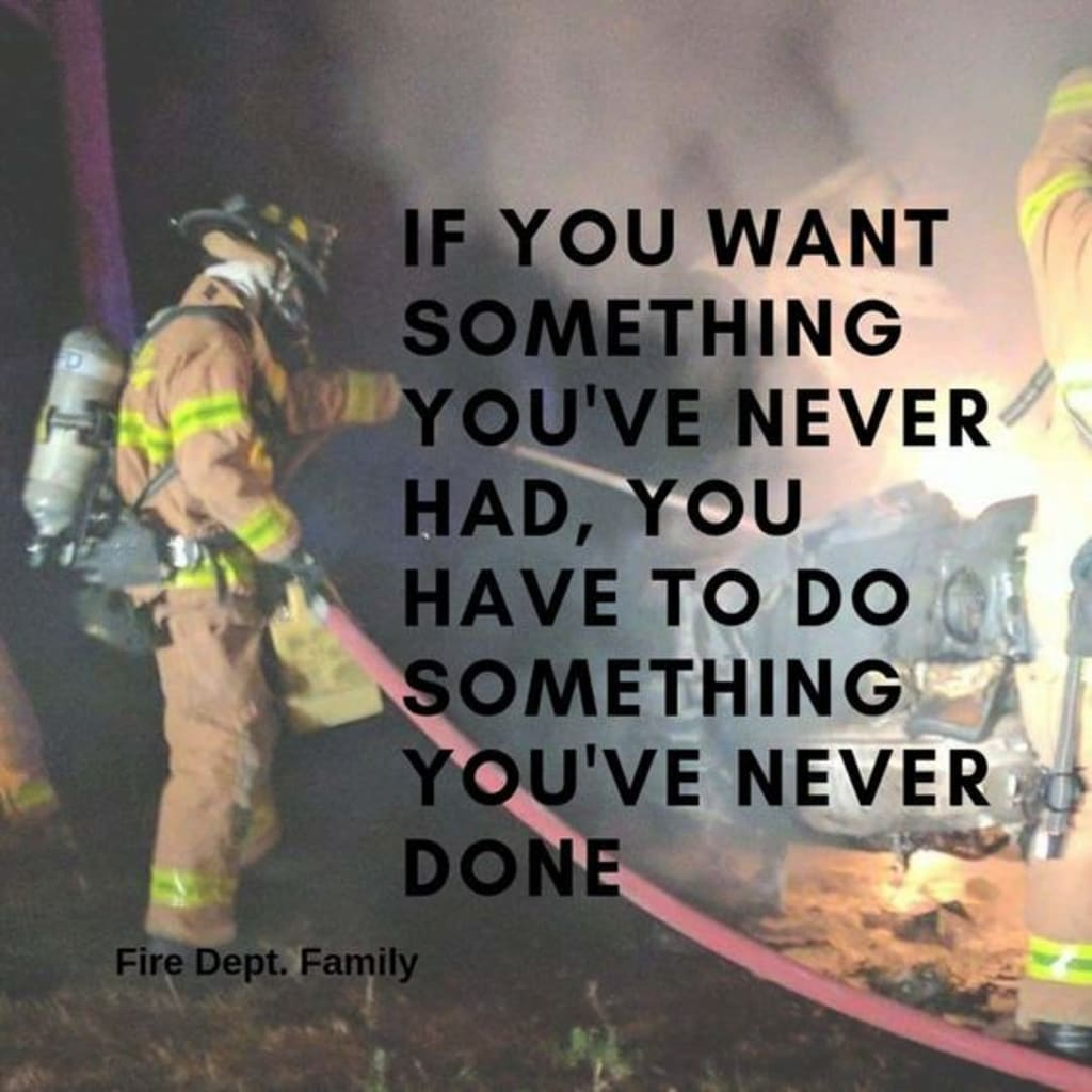 The Road to Becoming a Firefighter