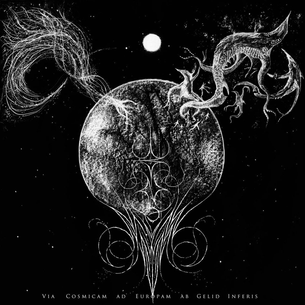 Benthik Zone—'Via Cosmicam ad Europam ab Gelid Inferis' Album Review