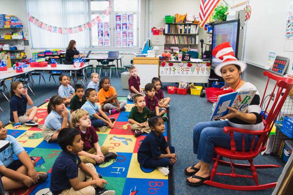 A Kindergarten Program Is Not Too Early to Teach Discipline