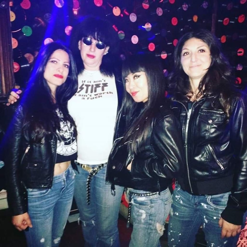 Rockaway Bitch to Debut at Garcia's the Capitol Theatre Alongside Straight to Hell
