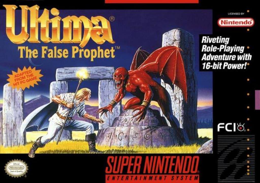 'Ultima VI, The False Prophet'