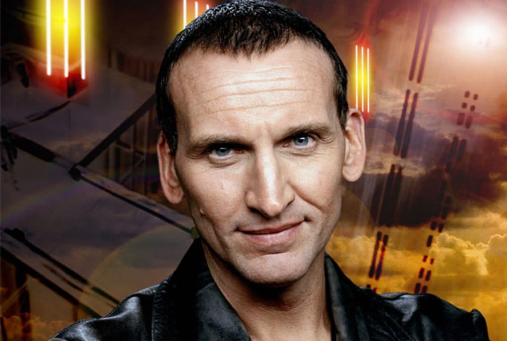 Doctor Who's Christopher Eccleston Shows He's Still Sarcastic as Ever by Commenting on the Thirteenth Doctor's Casting