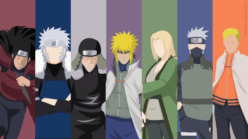 Greatest Hokage Naruto To Boruto Geeks