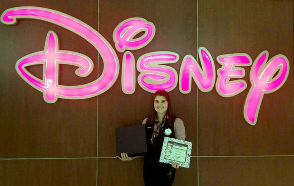 I Was a Disney Ambassador!