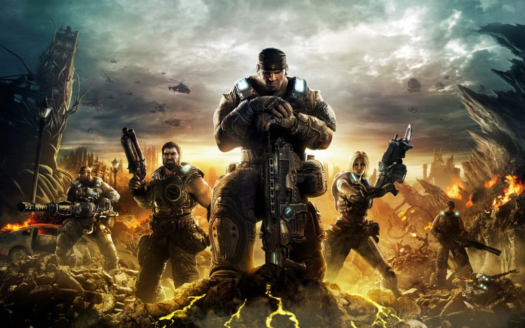 'Gears of War 4' and Catching Up on the Series (Heavy Spoiler Warning)