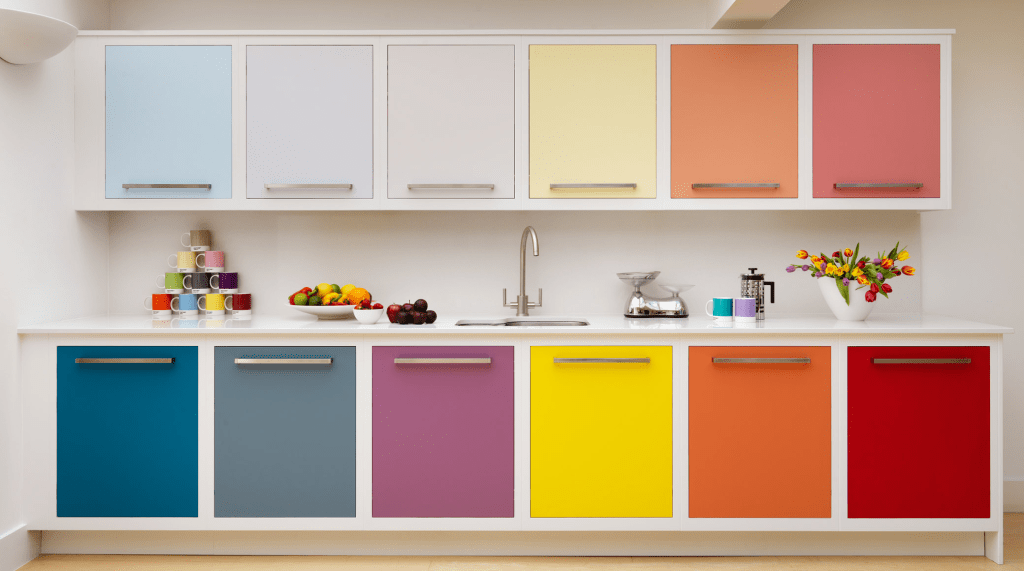 Colorful Cooking Products To Brighten Up Your Kitchen