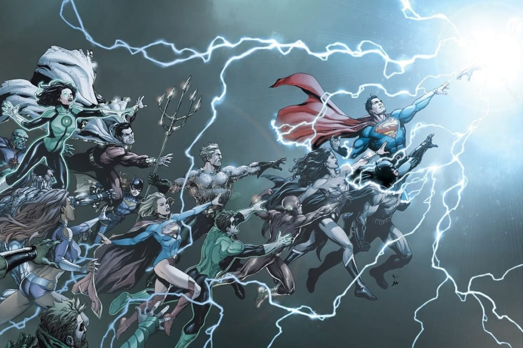 SDCC 2017: DC Comics Says The Comic Book Industry Is On The Brink Of Collapse, And They Have A Plan To Save It