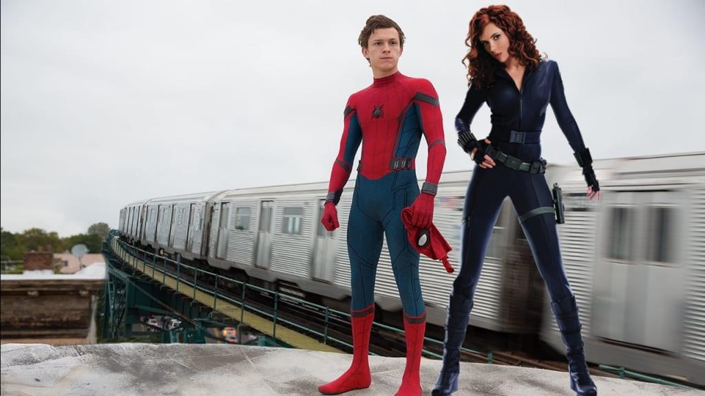 Jon Watts Wants Black Widow In Homecoming Sequel Here