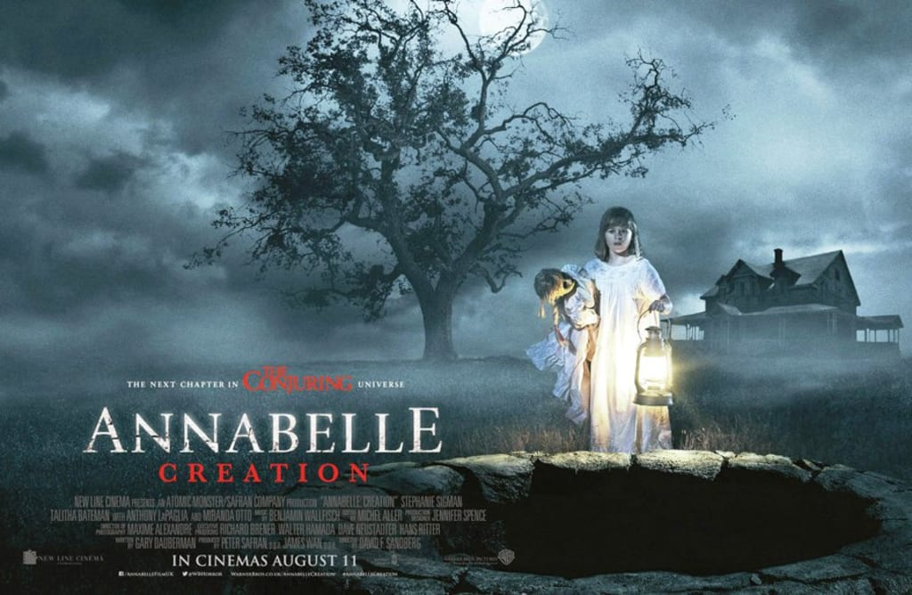 A Filmmaker S Guide To The Horror Techniques Used In Annabelle Creation
