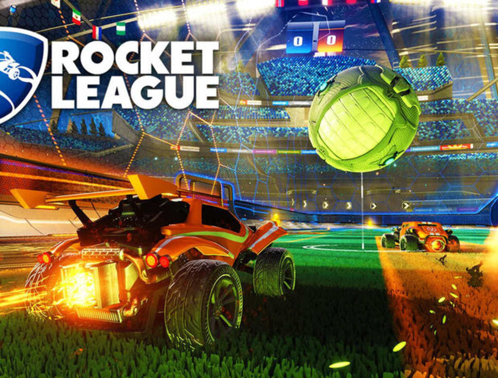 Everyone's Freaking out over UEFA Euro 2016, and I'm Just Playing 'Rocket League'