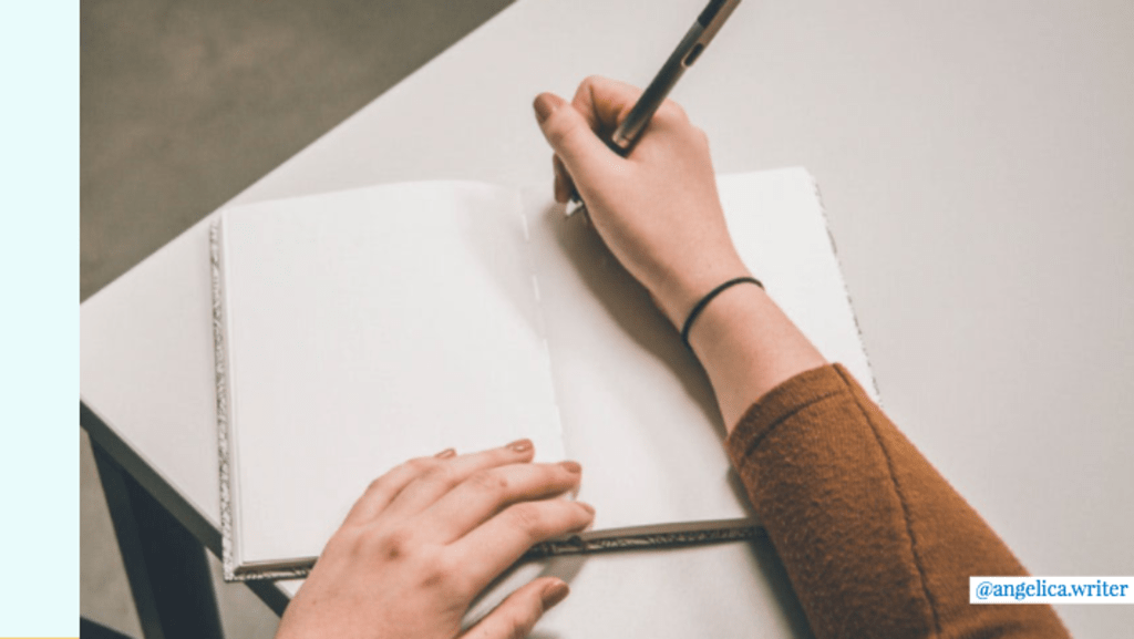 The Writer's Arc