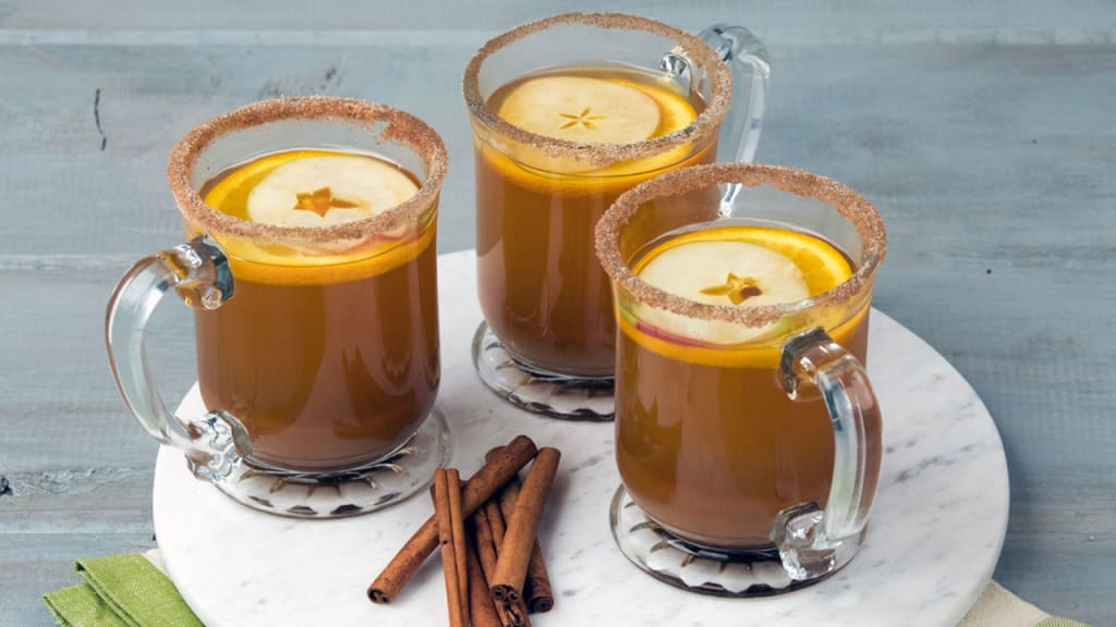 10 Easy Pumpkin Spice Cocktails You Need to Try This Fall