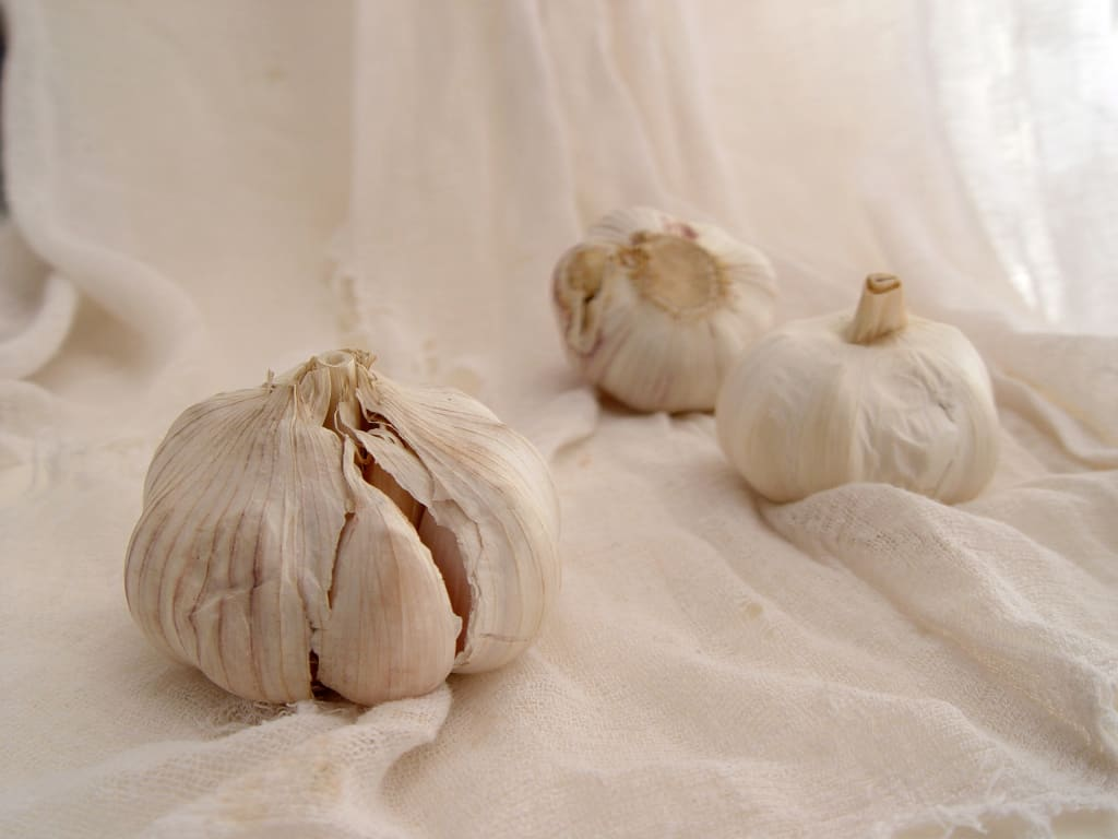 Eat Play Stay Spain — A Story of Tapas Part 3 —  Ajo/Garlic... A Culinary Essential in Any Spanish Kitchen...