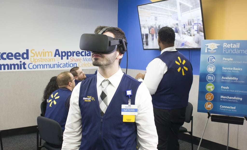 Virtual Reality in Job Training: It's a Bang Well Worth Its Buck!
