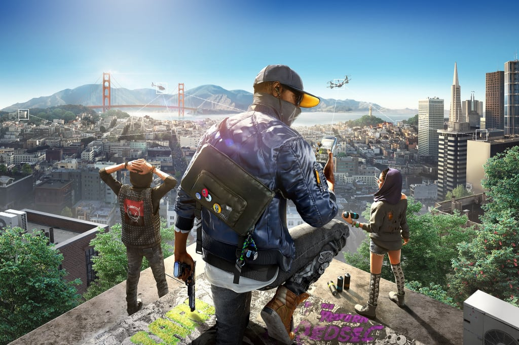 If You're A Millennial Who Loves The Internet And The Lulz, You'll Love 'Watch Dogs 2'