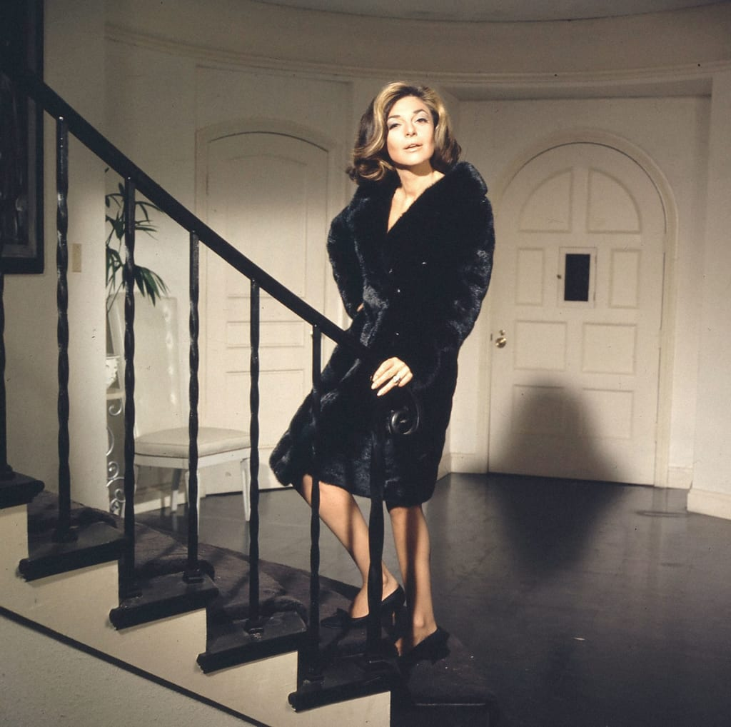 Interview With Anne Bancroft, The Original Cougar