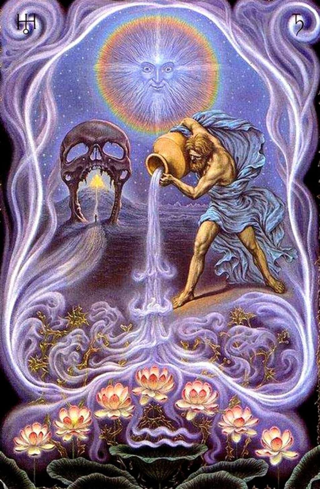 Good Vibrations: February 2019's New Moon in Aquarius
