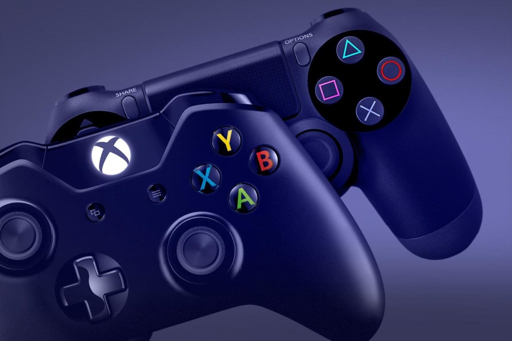 Is This What The Future Holds For Gaming Consoles?