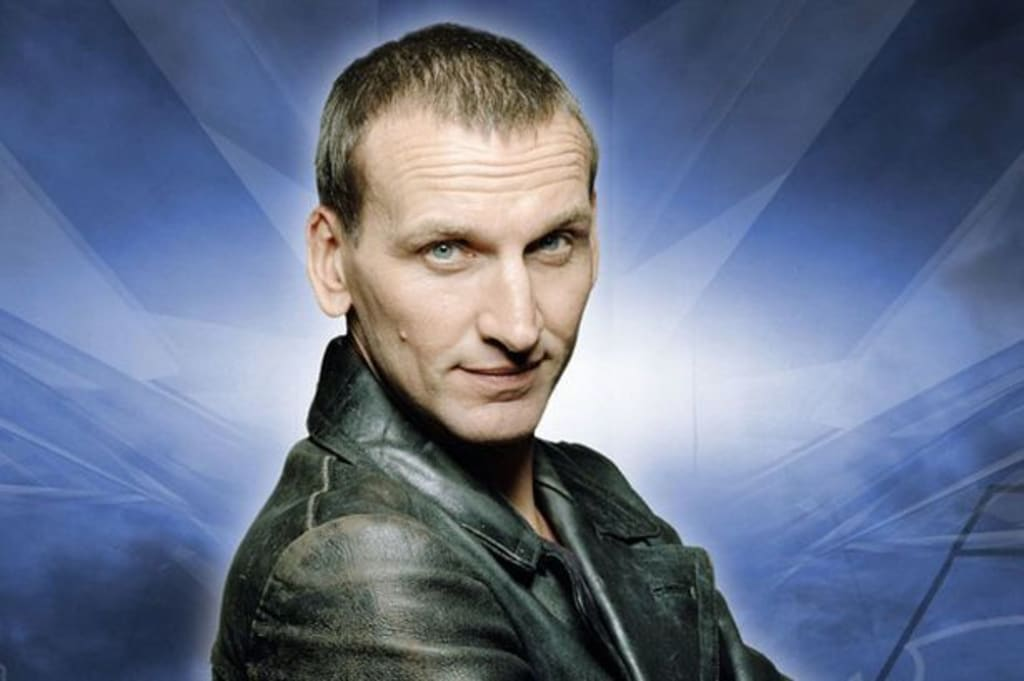 Christopher Eccleston Has Revealed When He Will Return to 'Doctor Who'
