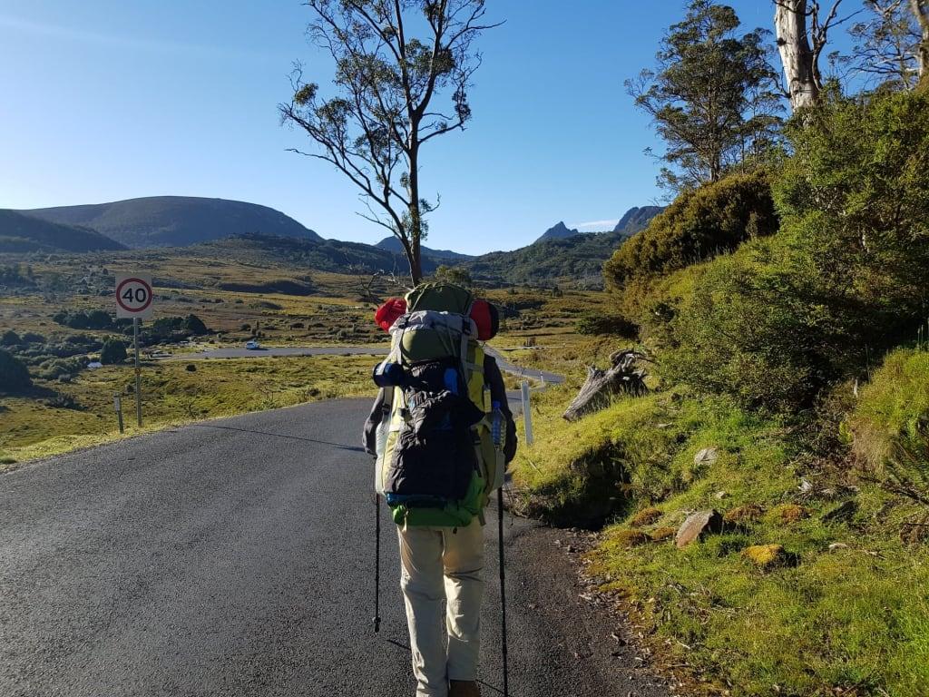 Schoolies in the Tasmanian Wilderness