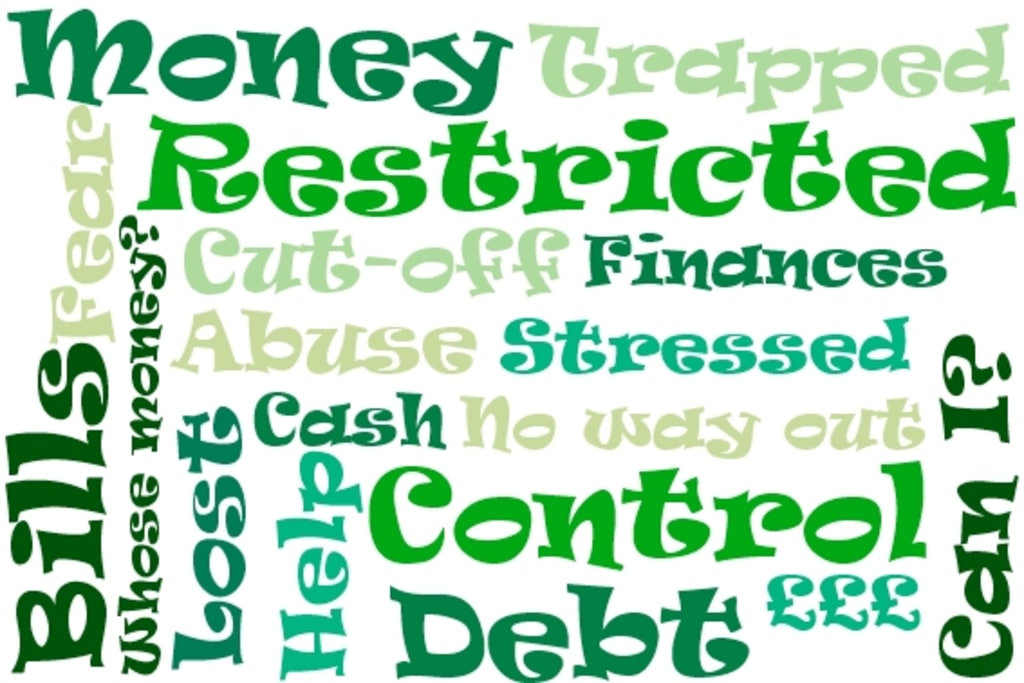 Financial Abuse After Separation