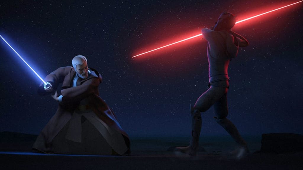 Here's Why Darth Maul Had To Die In 'Star Wars: Rebels' — Does It Mean Kanan And Ezra Must Die Too?