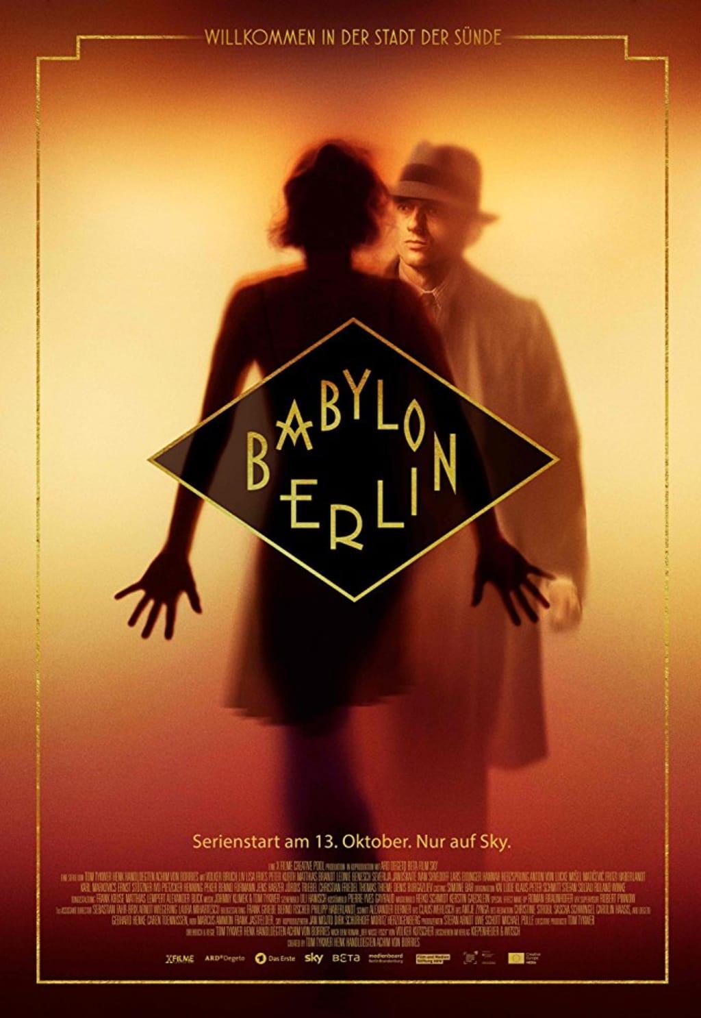 Review of 'Babylon Berlin'