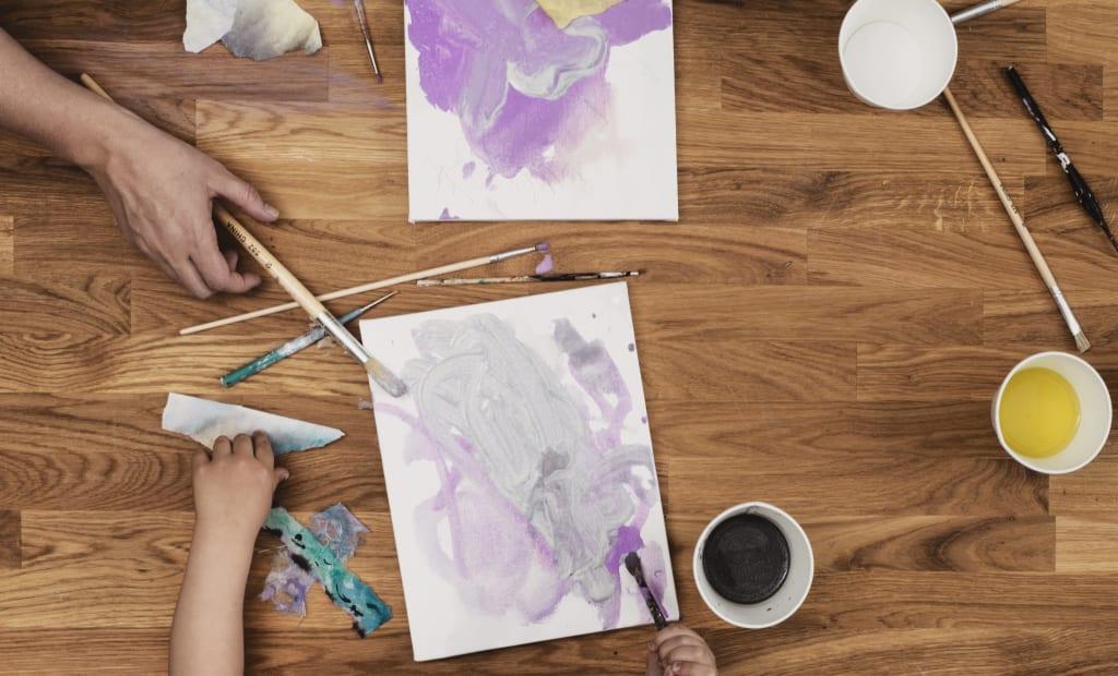 7 Benefits of Art