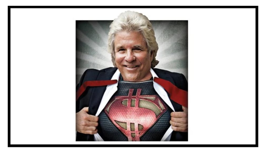 Man Of Steal: How Jon Peters Got Paid $80 Million To Do Nothing With Superman!