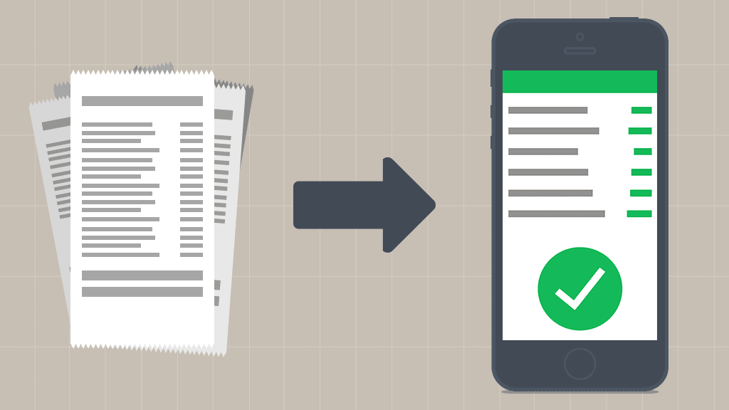 How To Turn Your Receipts Into Cash
