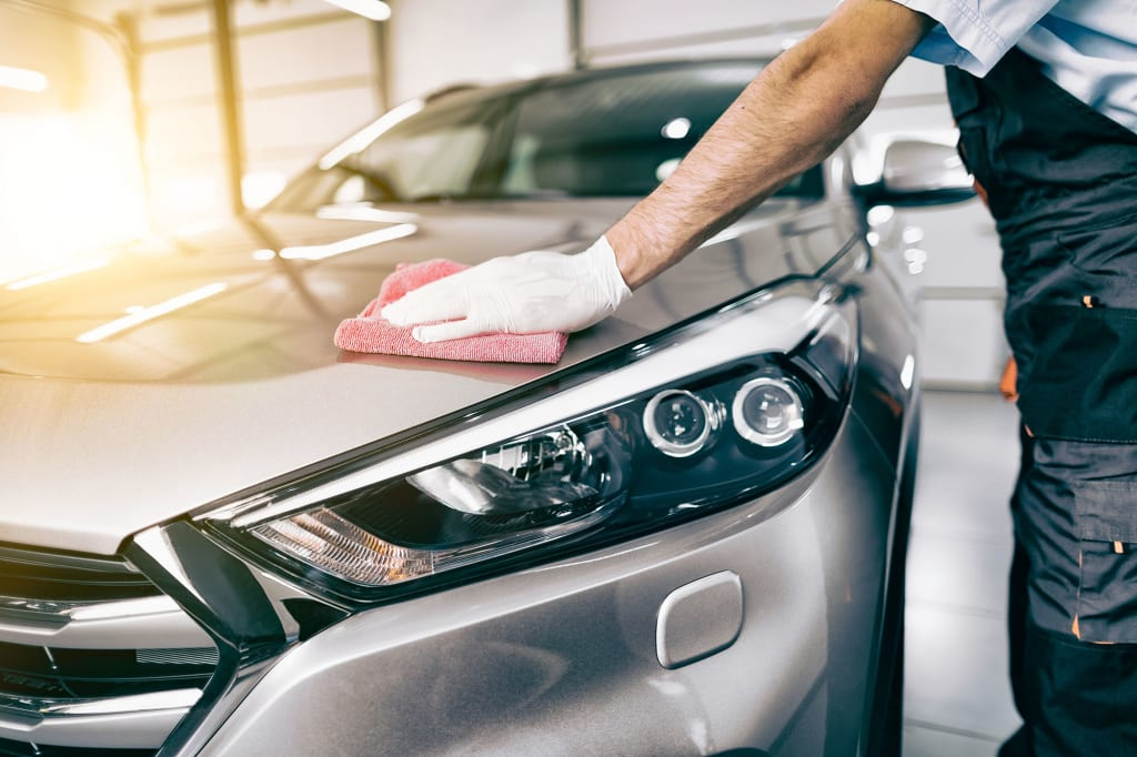 Car Detailing Products You Need to Buy to Make Your Car Look Brand New