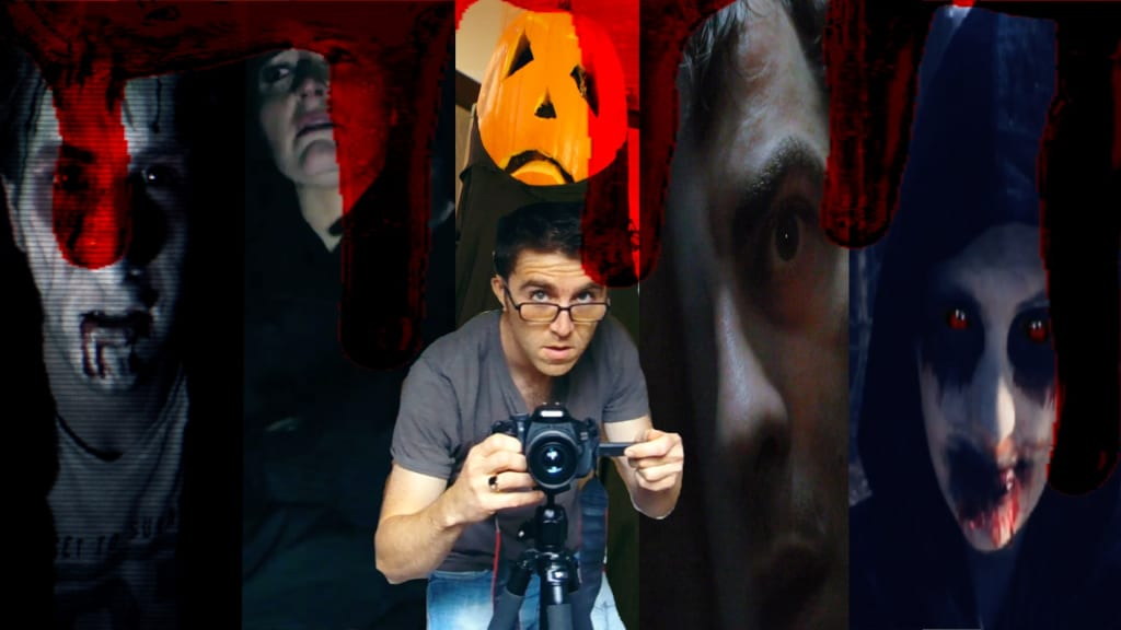Want to Be an Amateur Horror Filmmaker on YouTube? Take It From a Pro