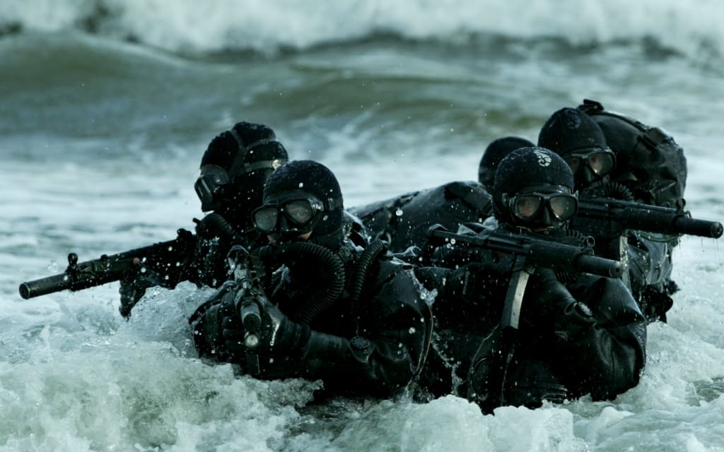 Most Notable Navy SEALs