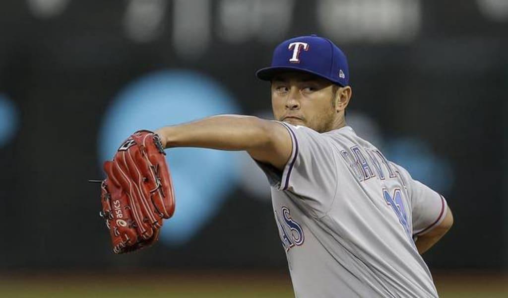 Unbalanced Trade Deadline Series: Yu Darvish