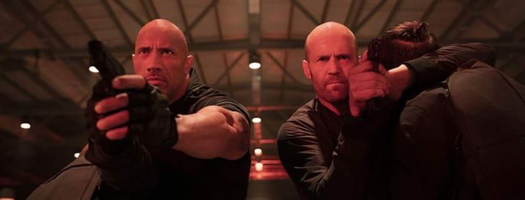 'Fast & Furious Presents: Hobbs & Shaw' (2019)