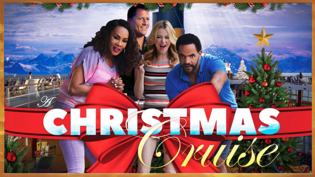 A Christmas Cruise.Hallmark Ian Review A Christmas Cruise
